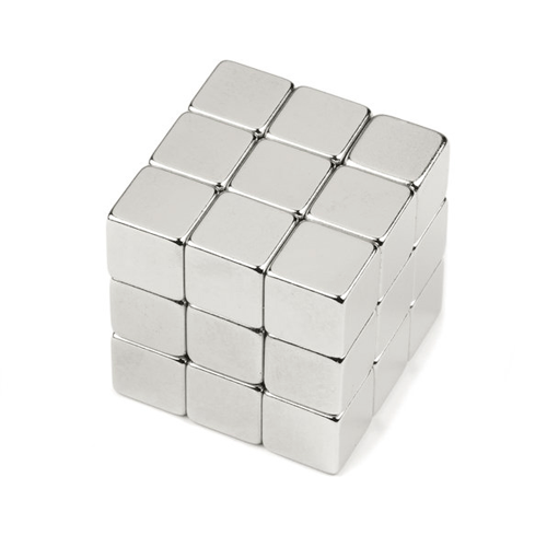 Kubmagneter 10x10x10 mm