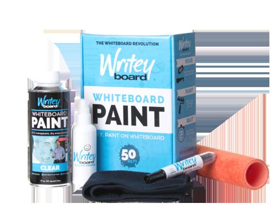 Whiteboard Kit Transparent MEDIUM