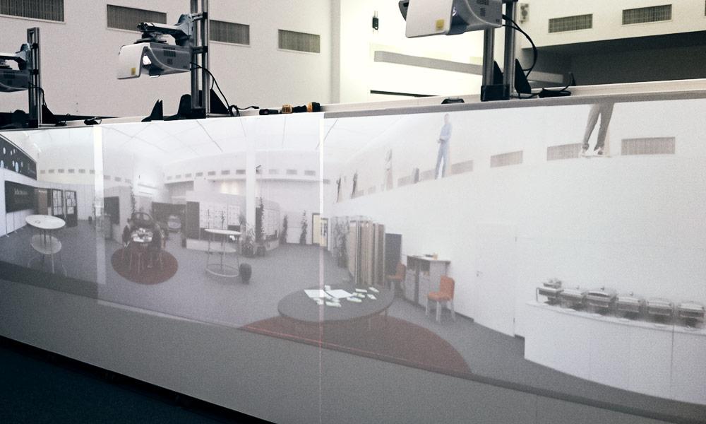 Wallrites projekt på Daimler