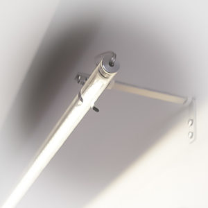 Wallrite Dry Erase LED Lighting