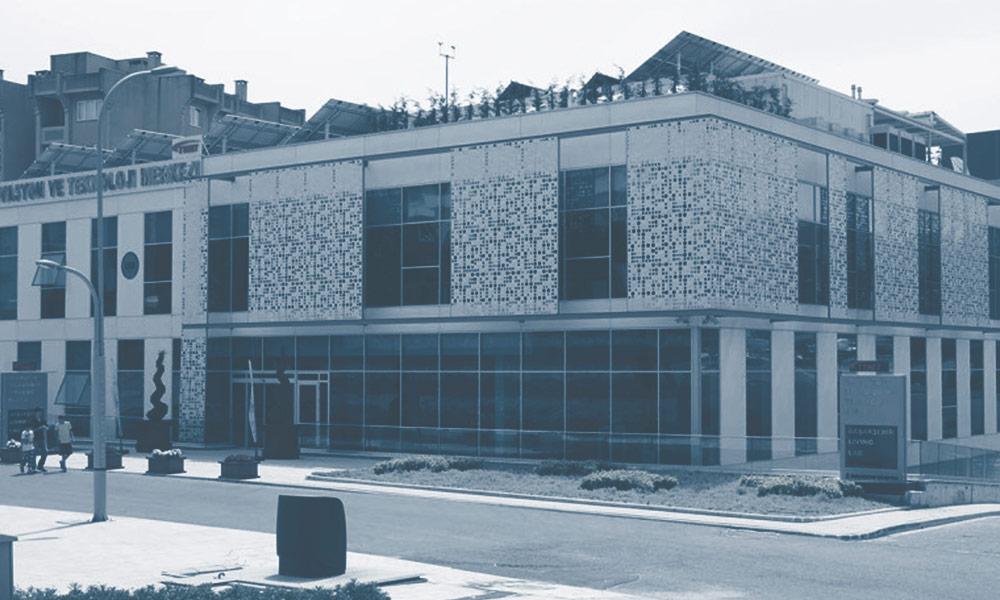 Wallrites projekt hos Istanbul Living Lab