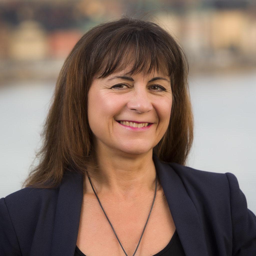 Maria Olsson - Marknadschef på Wallrite