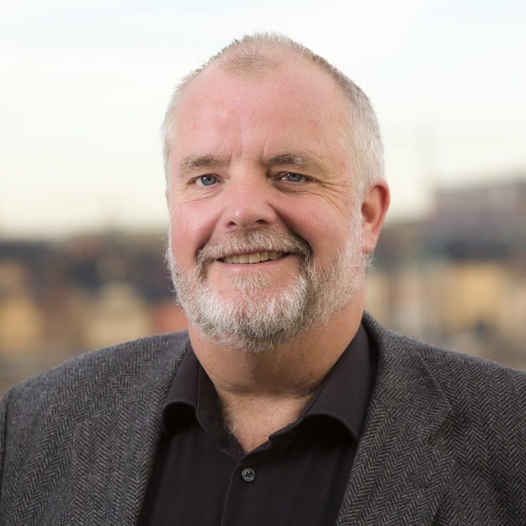 Staffan Sahlén - CEO på Wallrite