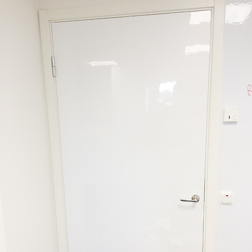 Wallrite Blank Ej-magnetisk Självhäftande Whiteboardtapet