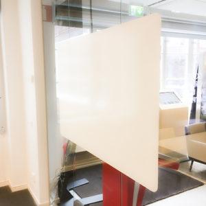 Wallrite Matt - En självhäftande whiteboardtapet med silikon