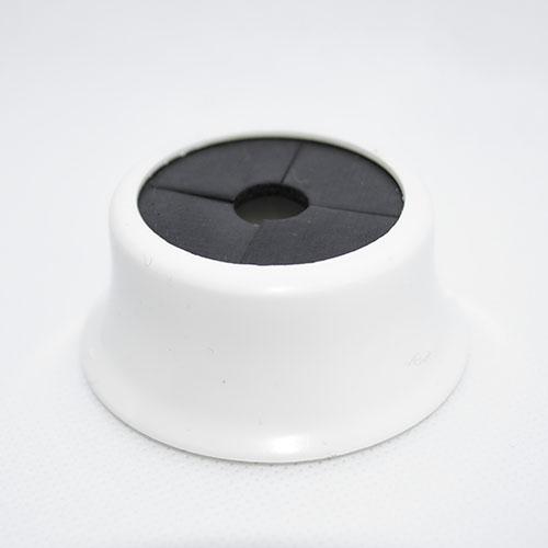 Mikrofiberdukshållare vit
